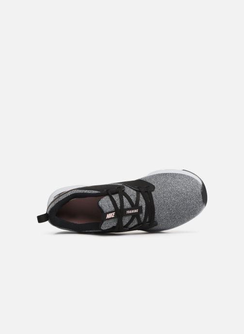Zapatillas de deporte Nike Wmns Nike Air Bella Tr Negro vista lateral izquierda