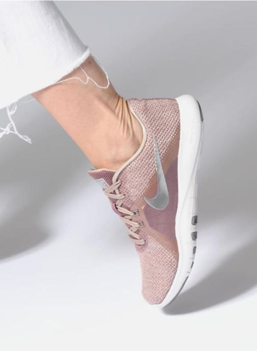 Nike W Nike Flex Trainer 8 Prm (Pink) Sport shoes chez