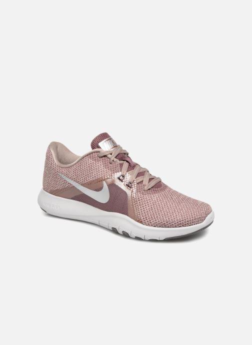 020d7c8ed5a1 Nike W Nike Flex Trainer 8 Prm (Pink) - Sport shoes chez Sarenza ...