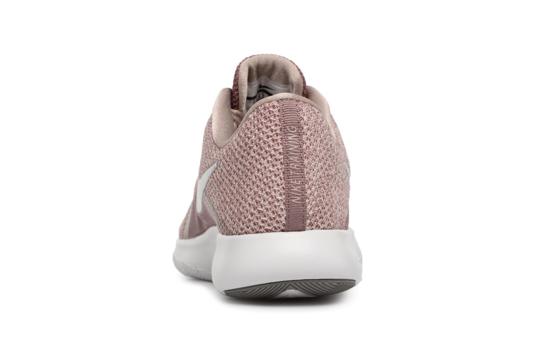 Sportschuhe Nike W Nike Flex Trainer 8 Prm rosa ansicht von rechts