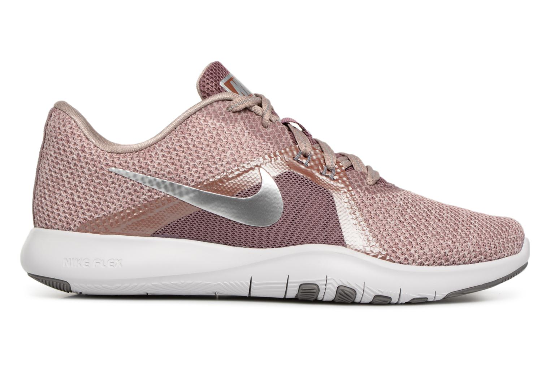 Sportschuhe Nike W Nike Flex Trainer 8 Prm rosa ansicht von hinten