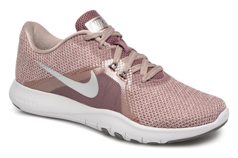 Sportschuhe Nike W Nike Flex Trainer 8 Prm rosa detaillierte ansicht/modell