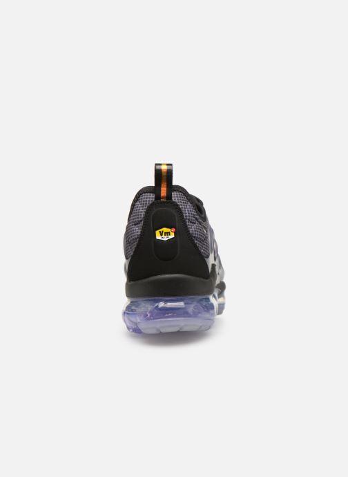 Deportivas Nike Air Vapormax Plus Negro vista lateral derecha