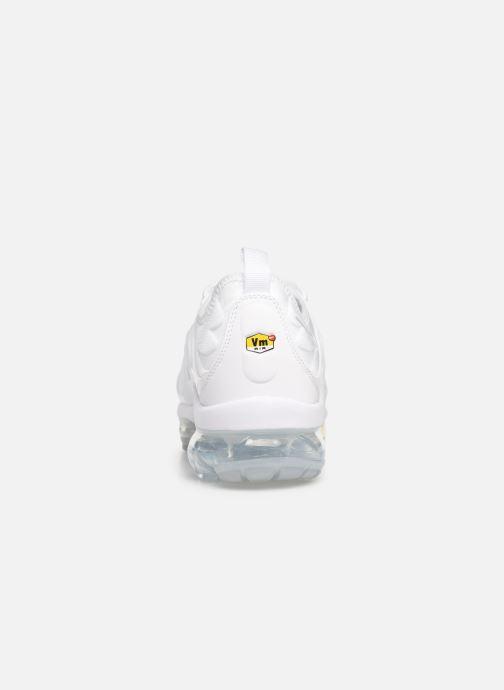 Baskets Nike Air Vapormax Plus Blanc vue droite