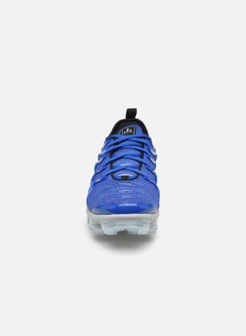 Trainers Nike Air Vapormax Plus Blue model view
