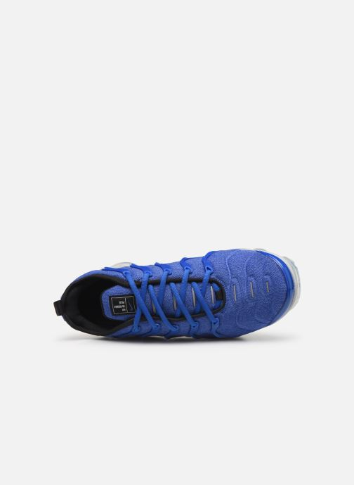 Trainers Nike Air Vapormax Plus Blue view from the left