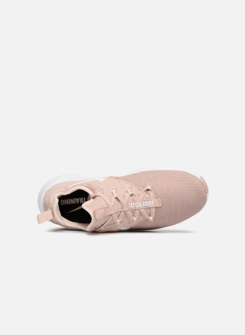 Sport shoes Nike Wmns Nike Free Tr 8 Pink view from the left