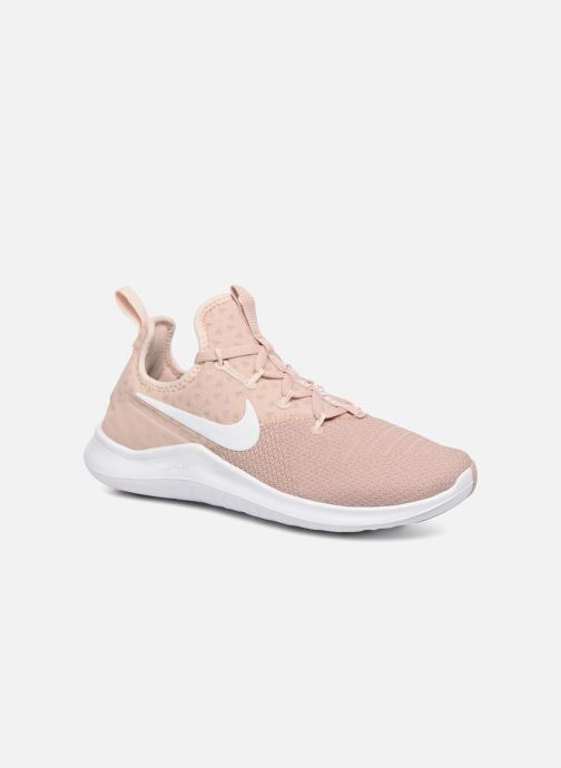 Sport shoes Nike Wmns Nike Free Tr 8 Pink detailed view/ Pair view
