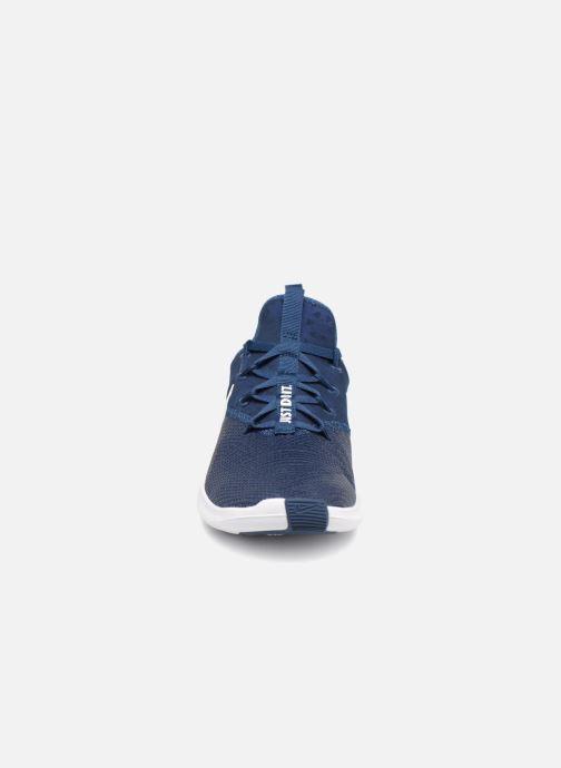 Chaussures de sport Nike Wmns Nike Free Tr 8 Bleu vue portées chaussures