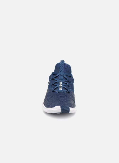 Sportschuhe Nike Wmns Nike Free Tr 8 blau schuhe getragen