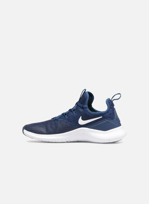 Sportschuhe Nike Wmns Nike Free Tr 8 blau ansicht von vorne