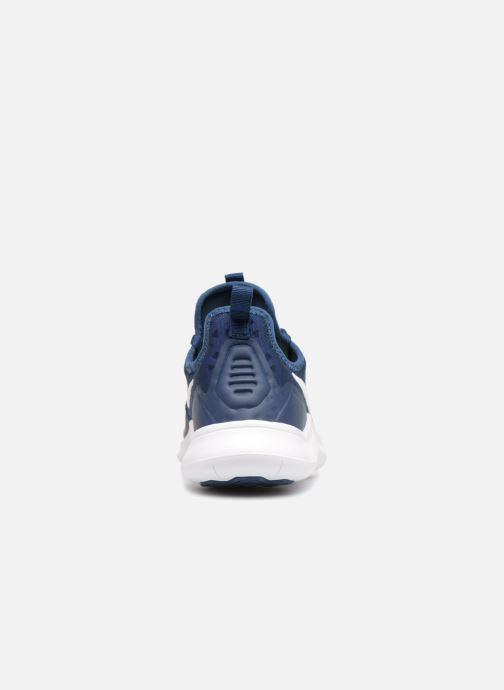 Sportschuhe Nike Wmns Nike Free Tr 8 blau ansicht von rechts