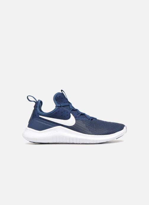 Chaussures de sport Nike Wmns Nike Free Tr 8 Bleu vue derrière