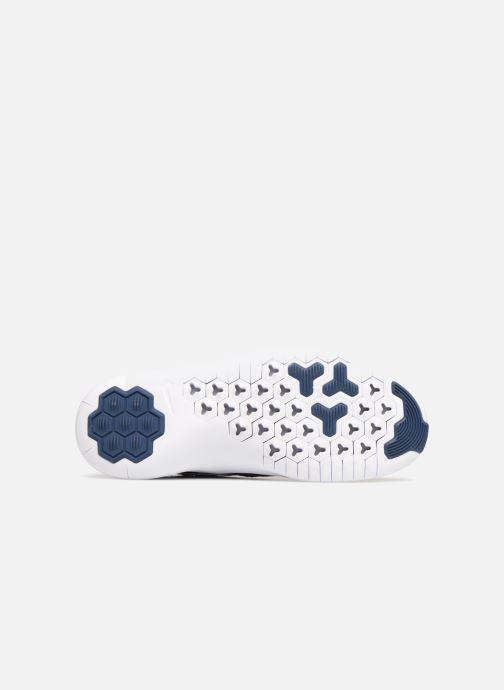Sportschuhe Nike Wmns Nike Free Tr 8 blau ansicht von oben
