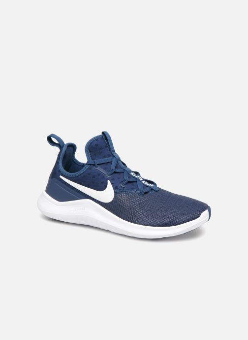 Sport shoes Nike Wmns Nike Free Tr 8 Blue detailed view/ Pair view