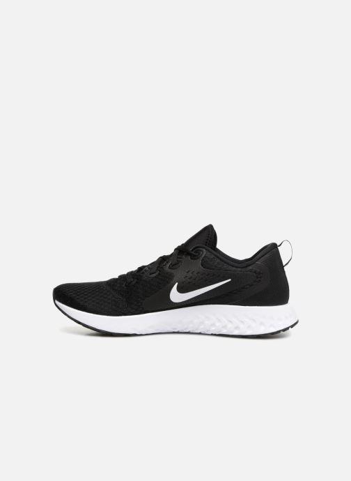 Sportschuhe Nike Nike Legend React schwarz ansicht von vorne
