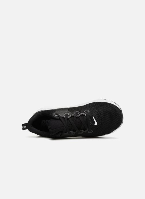 Zapatillas de deporte Nike Nike Legend React Negro vista lateral izquierda