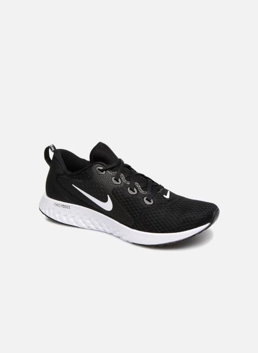 Sportschuhe Nike Nike Legend React schwarz detaillierte ansicht/modell