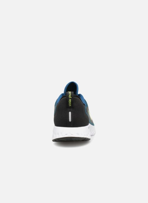Sportschuhe Nike Nike Legend React blau ansicht von rechts