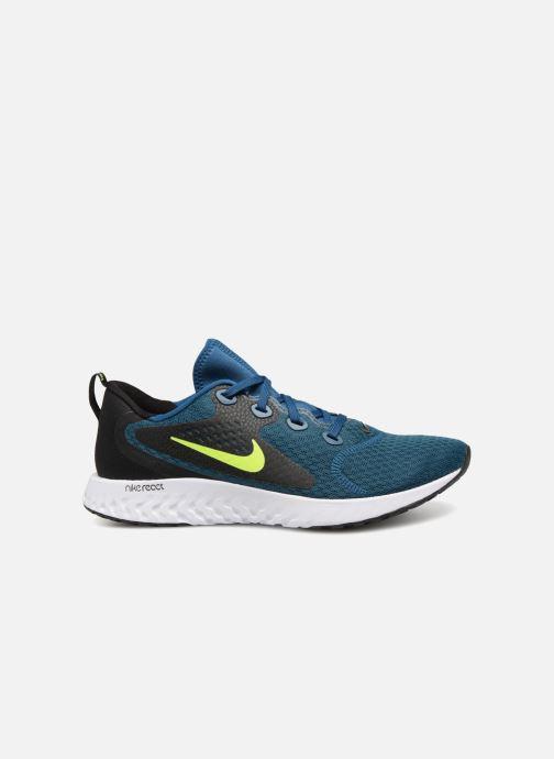 Sportschuhe Nike Nike Legend React blau ansicht von hinten