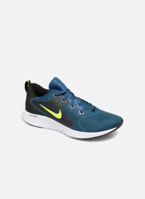 Sportschuhe Nike Nike Legend React blau detaillierte ansicht/modell