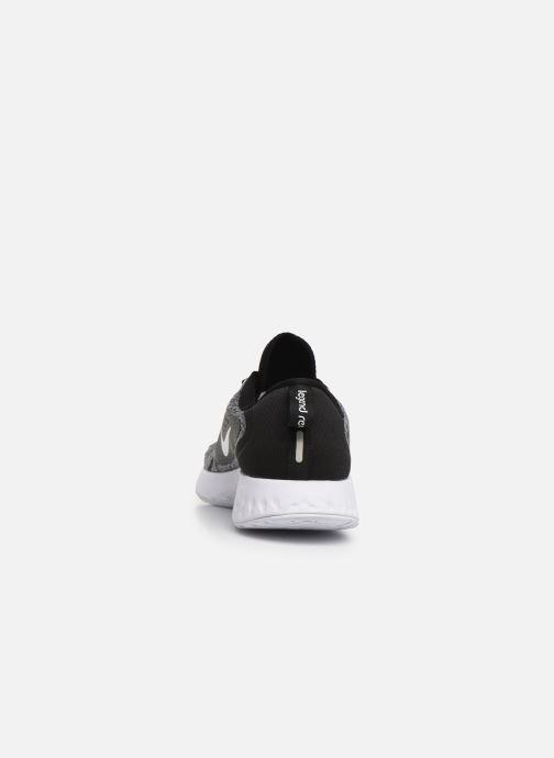 Chaussures de sport Nike Nike Legend React Noir vue droite