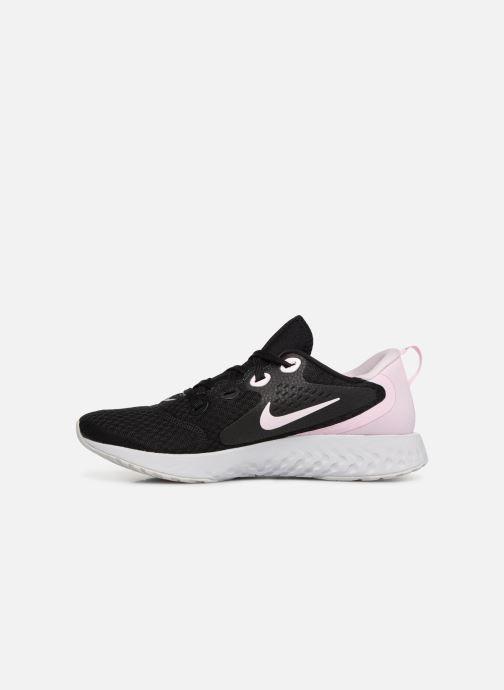 Sport shoes Nike Wmns Nike Legend React Black front view