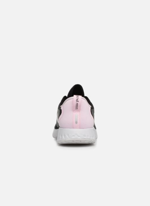 Sport shoes Nike Wmns Nike Legend React Black view from the right