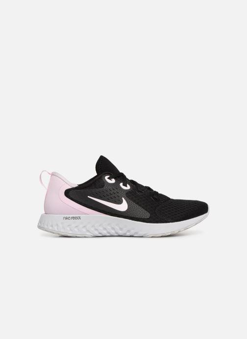 Sport shoes Nike Wmns Nike Legend React Black back view