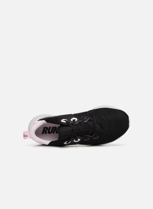Zapatillas de deporte Nike Wmns Nike Legend React Negro vista lateral izquierda