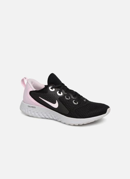 Chaussures de sport Nike Wmns Nike Legend React Noir vue détail/paire
