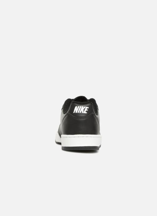 Sneaker Nike Grandstand Ii schwarz ansicht von rechts