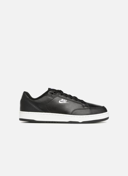 Sneaker Nike Grandstand Ii schwarz ansicht von hinten