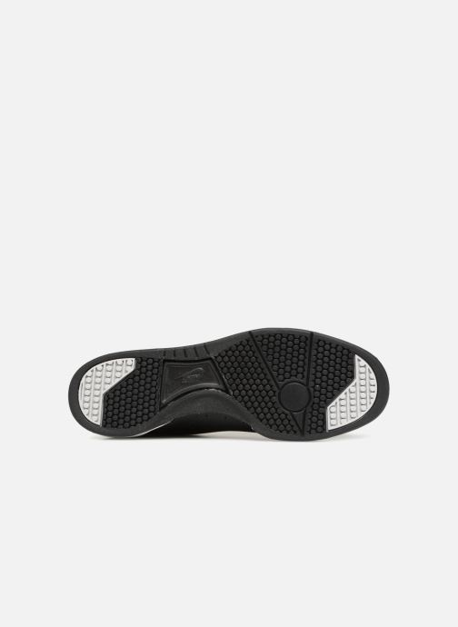 Baskets Nike Grandstand Ii Noir vue haut