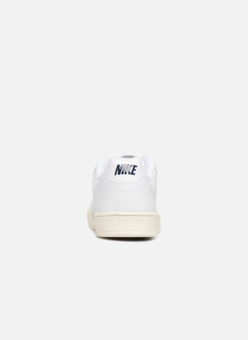 Baskets Nike Grandstand Ii Blanc vue droite