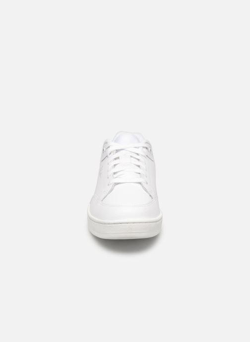 Baskets Nike Grandstand Ii Blanc vue portées chaussures