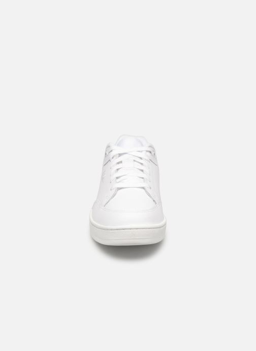 Baskets Nike Grandstand Ii Blanc vue portées chaussures