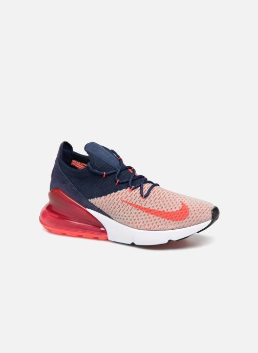 online store bf11d af3fc Nike W Air Max 270 Flyknit (Blue) - Trainers chez Sarenza (329991)
