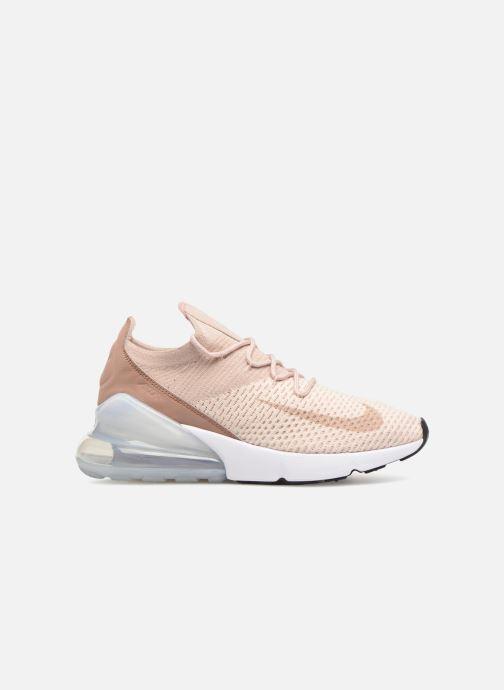 watch 3d03b 58fa4 Nike W Air Max 270 Flyknit (beige) - Sneaker chez Sarenza ...