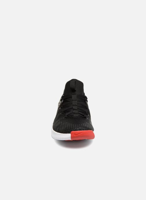 Sportschuhe Nike Nike Free Tr 8 schwarz schuhe getragen
