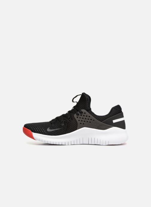 Sportschuhe Nike Nike Free Tr 8 schwarz ansicht von vorne