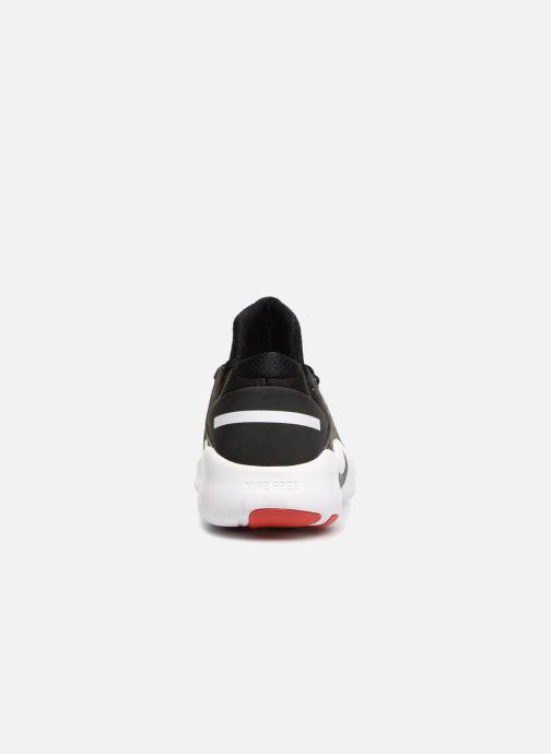 Sportschuhe Nike Nike Free Tr 8 schwarz ansicht von rechts