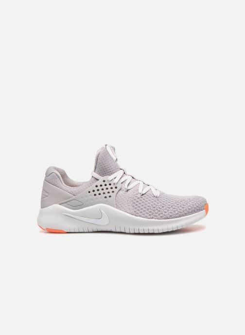 Sportschuhe Nike Nike Free Tr 8 grau ansicht von hinten