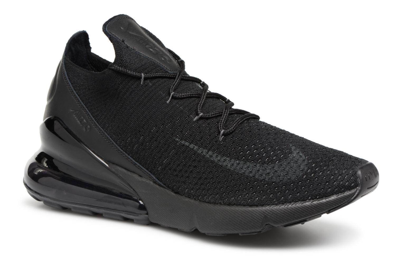 Sneakers Nike Air Max 270 Flyknit Nero vedi dettaglio/paio