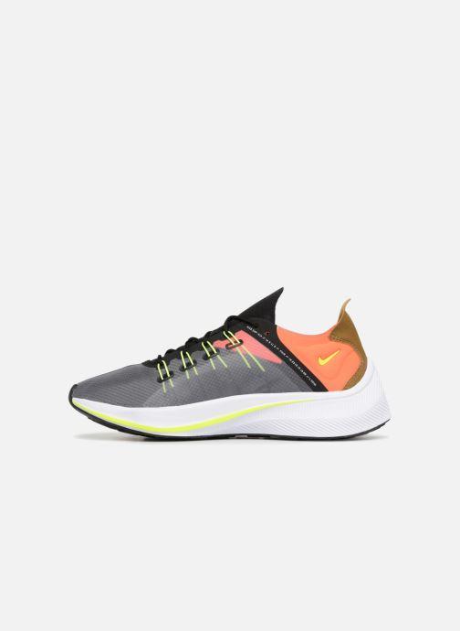 Sneaker Nike Nike Exp-X14 schwarz ansicht von vorne