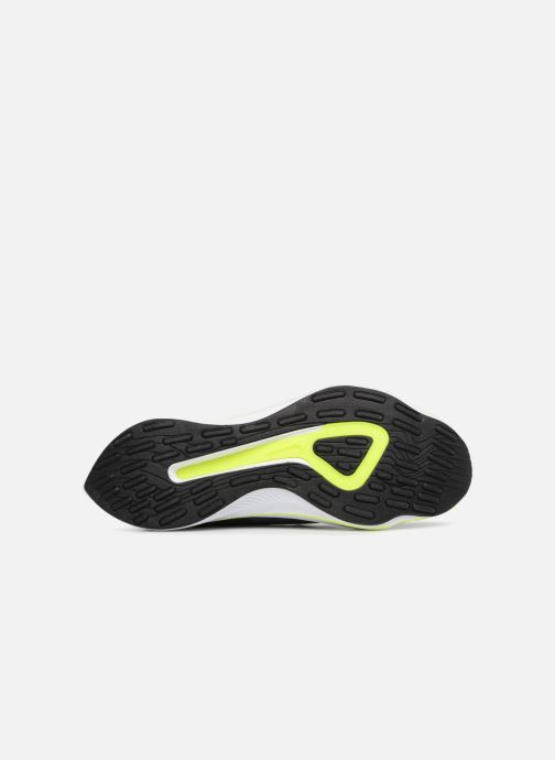 Sneaker Nike Nike Exp-X14 schwarz ansicht von oben