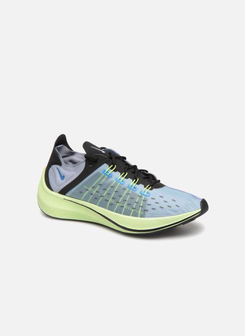 Sneaker Nike Nike Exp-X14 blau detaillierte ansicht/modell