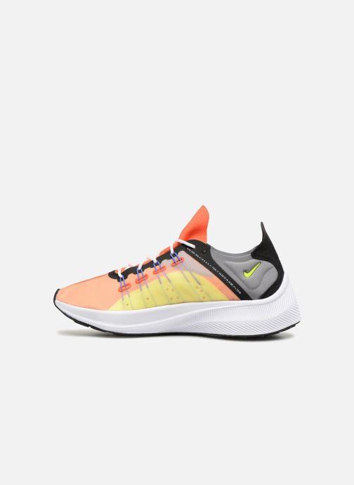 Sneaker Nike Nike Exp-X14 orange ansicht von vorne