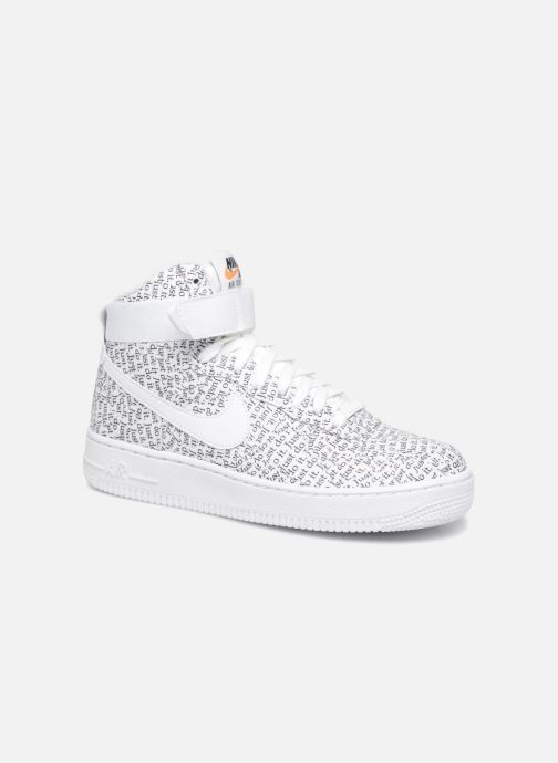 ef14f5d4db0 Nike Wmns Air Force 1 Hi Lx (Blanc) - Baskets chez Sarenza (330010)