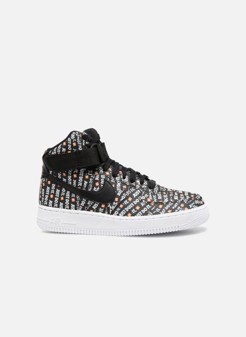 Sneaker Nike Wmns Air Force 1 Hi Lx schwarz ansicht von hinten